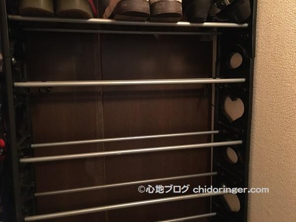 靴の収納場所増設アイテム