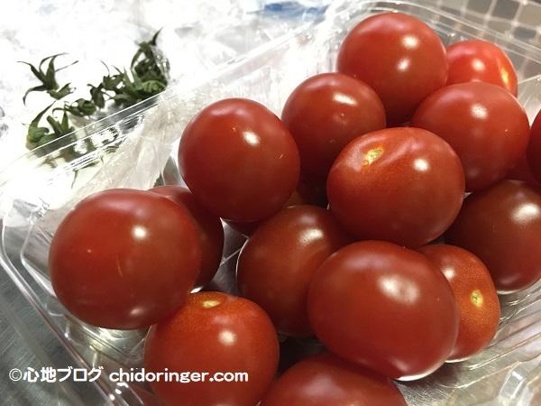 プチトマト保存方法