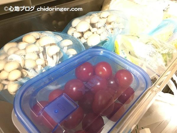 ミニトマト冷蔵庫保存方法